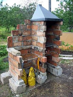 Барбекю и место для сжигание мусора на даче 6 соток - электрические камины с порталами купить