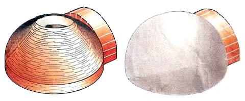 Глинобитная помпейская печь