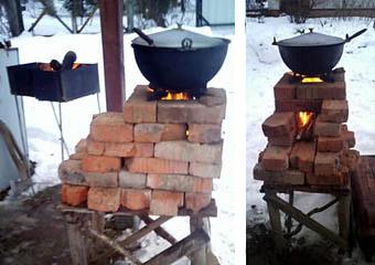 Реактивная печка своими руками фото 191