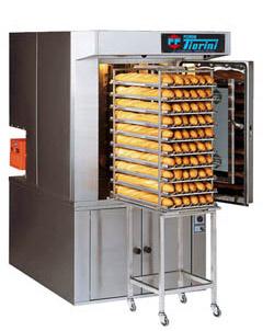 Газовая хлебопекарная печь