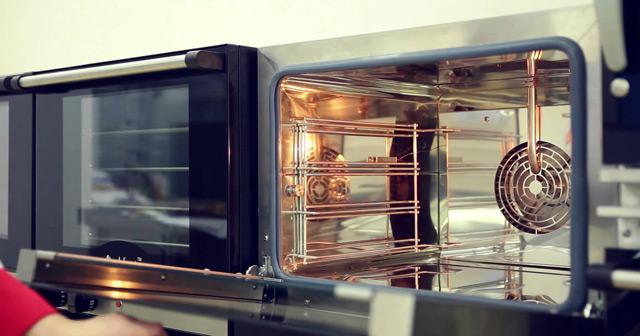Камерная конвекционная кондитерская печь