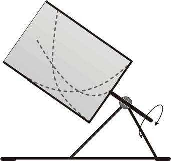Устройство самодельной мельницы для размола шамота