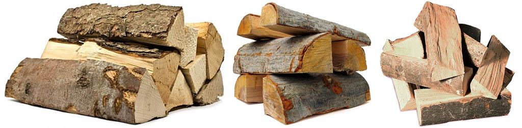 Способы укладки дров в топку печи