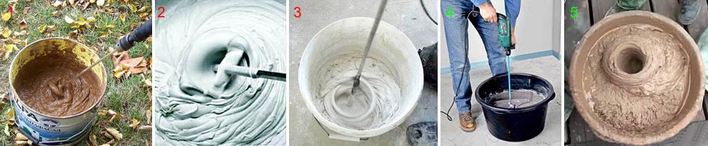 Как правильно сделать раствор для штукатурки печи 675