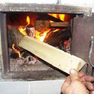 Когда нужно закрывать печь